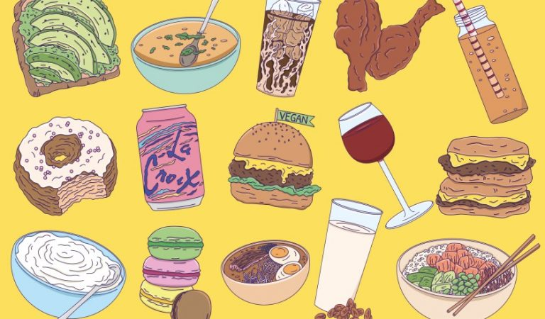Do you have common tastes?(FOOD)