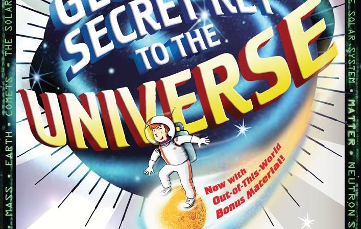 George's Secret Key to the Universe. Book Review!